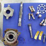 Regeneracja pomp hydraulicznych
