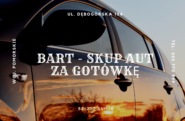 skup aut - Gdynia
